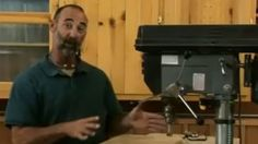 Using a Laser Sight on Your Drill Press 1
