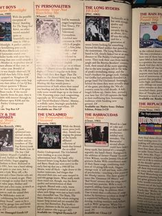Page 38 of Shindig! magazine no. 80, May 2018. In their article Best Of 1980 Bands both my Long Ryders band and the band I formed before them, The Unclaimed, were listed. Not many people can say they were in two uber-hip, influential 1980s bands. Or can they? 🤔