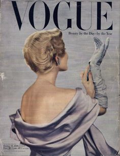 Vogue cover --- October 15, 1948