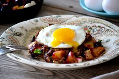 ... for later spicy potato bok choy and shallot hash brett young hash
