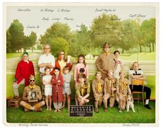 Moonrise Kingdom or a really badass hipster wedding party... who's in?