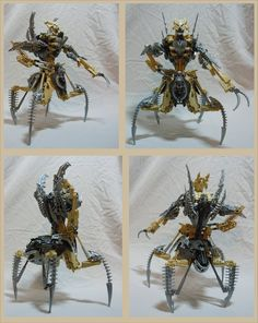 Bionicle MOC - Cassandra by Alex-Darkrai on deviantART