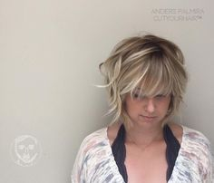 Aveda Wavy long blonde bob Short hair Beach wave medium ideas lob long pixie… – Welcome My World Short Haircuts With Bangs, Hot Haircuts, Shaggy Haircuts, Dark Blonde Bobs, Long Bob Blonde, Langer Bob Blond, Pixie-cut Lang, Brunette Hair Cuts, Blonder Bob