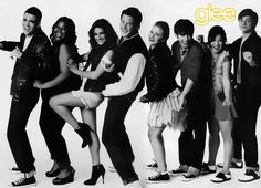 Picture of Glee Cast