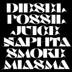 Eliott Grunewald — Type Design & Graphic Design Typography Tutorial, Cool Typography, Typography Letters, Vintage Typography, Typography Poster, Cool Fonts, Graphic Design Typography, Lettering Design, Branding