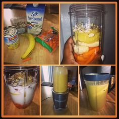 Todays smoothie is hitting! Breakfast Smoothie Recipes, Fruit Smoothie Recipes, Nutribullet Recipes, Apple Smoothies, Juice Smoothie, Smoothie Drinks, Healthy Smoothies, Healthy Drinks, Healthy Dinner Recipes