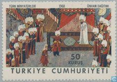 1968 Turkey - The receipt of an Ambassador