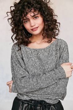 Shop Silence + Noise Andy Dolman-Sleeve Sweater at Urban Outfitters today. We carry all the latest styles, colors and brands for you to choose from right here.