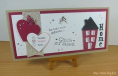stampin up, before wedding ;-),own house