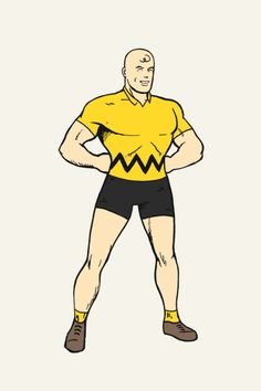Charlie Brown, Mike Mitchell