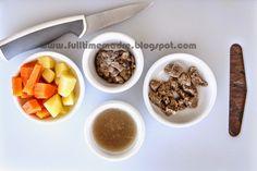 Full Time Madre: Bebé carnívoro: Compota de filete de res, papa, zanahoria y lentejas