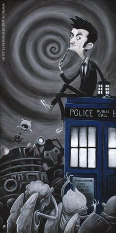 Doctor Who. Maybe need to give it a second chance. Its all over pinterest, and the big bang theory references it all the time.
