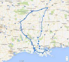 Notre road trip de deux semaines en Louisiane et dans le Sud des États-Unis