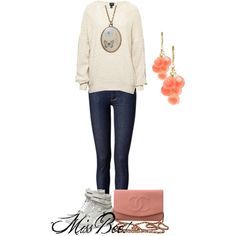 Untitled #34 by miss-bee-fashion on Polyvore