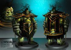 Four Horsemen of the Apocalypse - Conquest by orochi-spawn.deviantart.com on @DeviantArt