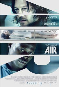 Air : bande-annonce et affiche avec Norman Reedus et Djimon Hounsou 2015 Movies, Latest Movies, Hd Movies, Movies To Watch, Movies Online, Horror Movies, Movies Free, Cinema Movies, Romance Movies
