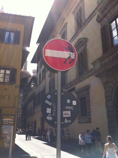 Seen in Firenze