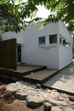 ラ・メゾン・ド・カンパーニュ【La maison de campagne】  #igawa_arch #architecture #cafe