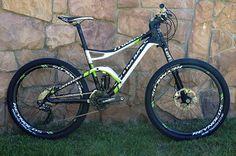 #sport #downhill #cannondale #lefty   Hopefully my new bike.