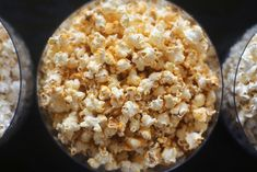 Sriracha, Lime, and Sesame Popcorn | 5 Fabulous Popcorn Recipes For An OscarsParty