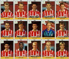 PSV Eindhoven Scrapbook 1993-1994