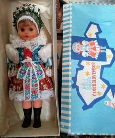 Hanačka Retro Toys, Socialism, Vintage Antiques, Harajuku, Childhood, Memories, Dolls, Cool Stuff, Czech Republic
