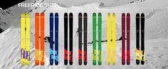 Poznáte švajčiarsku značku DOWN freeride skis