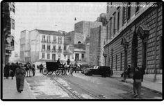 Esquina Calle Alcazabilla y Palacio de la aduana