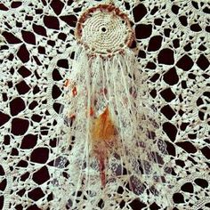 The bestseller of 2014, small gypsy mermaid dreamcatcher available to order again!