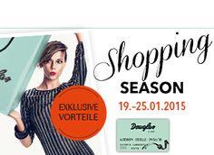 Douglas Shopping Season