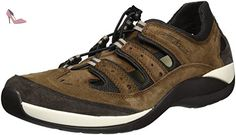 camel active Moonlight 12, Sneakers Basses Homme, Marron (Tobacco/Mocca 05)