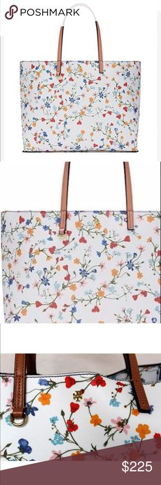 Tory Burch Large Tote  Not available for bundle discount. Tory Burch Bags