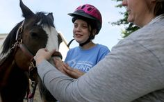 Therapeutic Riding of Tri-Cities brings happiness, smiles   (video)