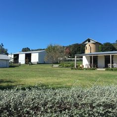 The beautiful Mount Ashby Estate on Nowra Rd, Moss Vale. Cellar door tastings, lunch available. French farmhouse tables by Sally Beresford.