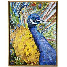 Peacock Prince Art