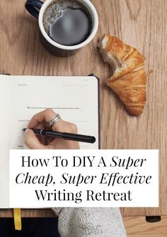 A DIY writing retreat might be the answer to all your writer's block and editorial problems! I do these every single month and it's totally changed my business. Click through for the step-by-step details of how I make it happen >> sarahvonbargen.com