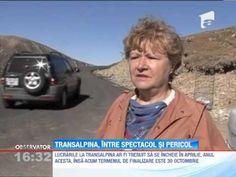 Transalpina cel mai mai inalt drum national din tara este si cel mai periculos