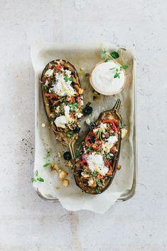 I Love Food, Good Food, Yummy Food, Clean Recipes, Healthy Recipes, Vegetarian Recepies, Tapas, Happy Foods, Greek Recipes