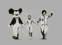 USA, Banksy