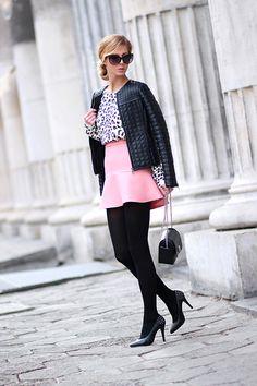 Snow leopard & bubblegum pink/ sweater - Persunmall www.persunmall.com/p/stylish-leopard-pattern-sweater-p-17522.html?refer_id=8918