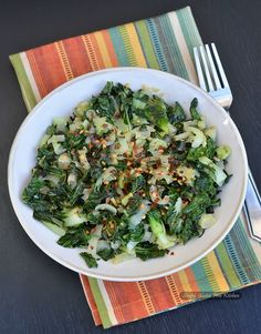 Easy , healthy and delicious side dish