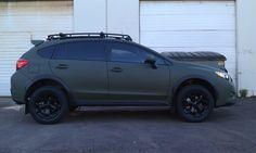 Subaru XV Crosstrek, I cannot decide how i feel about this...