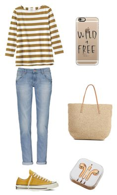 """""""Idk"""" by idamariahaapanen on Polyvore featuring beauty, Converse, Toast, Target, Casetify and PhunkeeTree"""