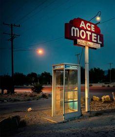 いいね!1,505件、コメント3件 ― Motel Register(@motelregister)のInstagramアカウント: 「Phone booth etymology lessons. What else to do right now? 📞 Ok, about ace: it's Old French and…」