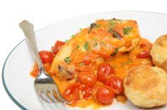 Poulet à l'andalouse #recettesduqc #souper #poulet