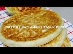 BAZLAMA Ekmeği/ Elde Mayalı hamur yoğurma tekniğiyle/ŞEFFAF MUTFAK - YouTube