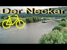 """Neckar-Radweg***Ein Ostfriese im """"Ländle"""""""