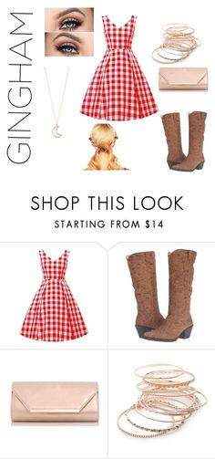 """Untitled #69"" by ava-r-johnson on Polyvore featuring Roper, Dorothy Perkins, Red Camel and Full Tilt"