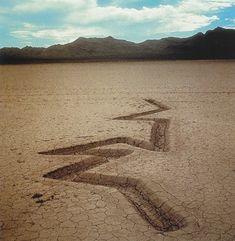 michael heizer Nine Nevada Depressions