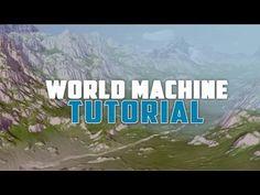WORLD MACHINE TUTORIAL SERIES - Part 3 - YouTube  (Exporting Height Maps and stufff)